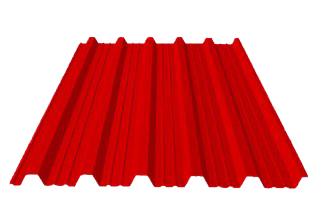 Corrugated Sheet KP25