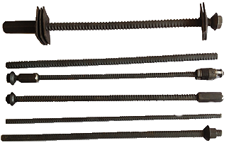 Steel Rebar Screw