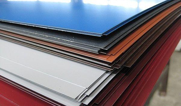 PPGI flat-sheet